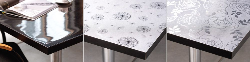 Clear Table Protector