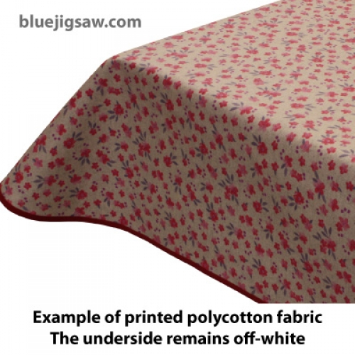 Acrylic Coated Tablecloths - Types